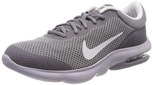 Nike Herren Air Max Advantage Fitnessschuhe, Mehrfarbig (Gunsmoke/Vast Grey-A 007), 44 EU