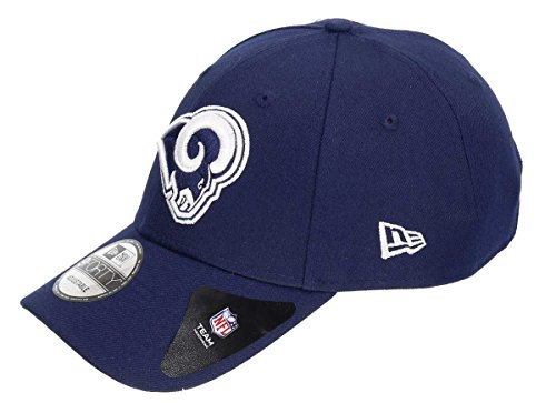 New Era Herren 9Forty Los Angeles Rams Kappe Blau OSFA