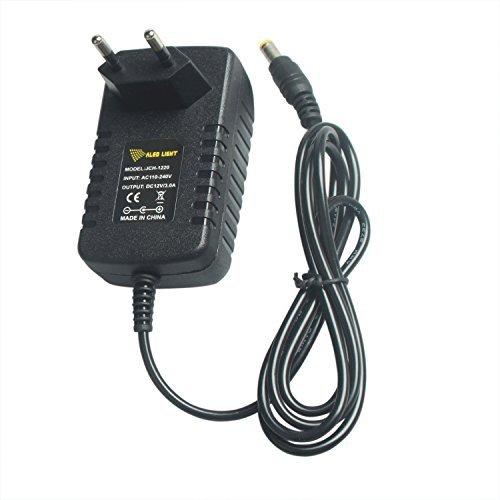 ALED LIGHT® 12V 3A AC / DC Netzteil Eurostecker für Streifen LED-Streifen-Licht-5050; 3528; RGB; Kaltes Weiß; warmes Weiß (Energieversorgung)