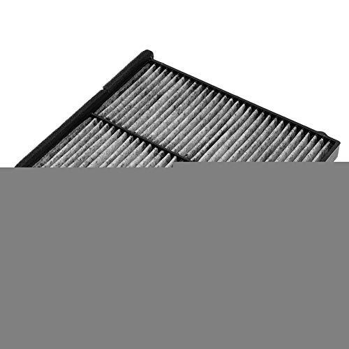 Duokon Auto Innenraumluftfilter KD45-61-J6X, Aktivkohle Auto Auto Pollen Staub Luftfilter für CX-5 2012-2017 (Mazda 5 Luftfilter)