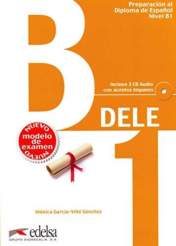 DELE B1. Übungsbuch mit Audio-CDs: Libro + CD - B1 [Lingua spagnola]