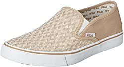 Fila Mens Mario Beige Sneakers -7 UK/India (41 EU)
