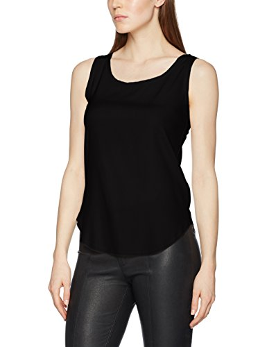 Blaumax Damen Top Viola Schwarz (Black 9990)