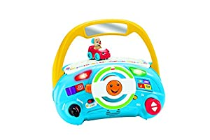 Fisher Price Infant DLD07-Volante del Perro Smart Stages