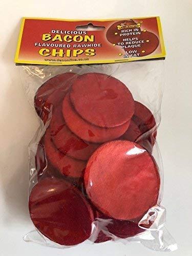 Lazybones Bacon aromatisiert Rohleder Chips 150g