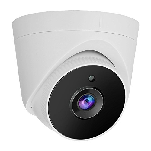 1080 HD Security Camera 4-in-1 (HD-TVI/CVI/AHD/Analog),3.6mm Lens 80° Viewing Angle,Dome Camera with Night Vision Indoor Outdoor Weatherproof