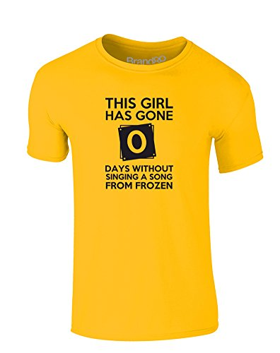 this-girl-has-gone-enfant-t-shirt-imprime-jaune-noir-5-6-ans