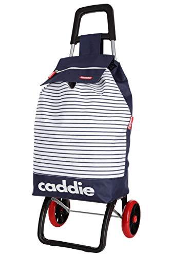 caddie Poussette de marché 50 L Swing - 2 Roues Coloris Marine