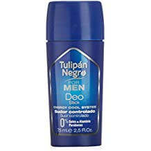 DEO T NEGRO BARRA 75 ML F MEN