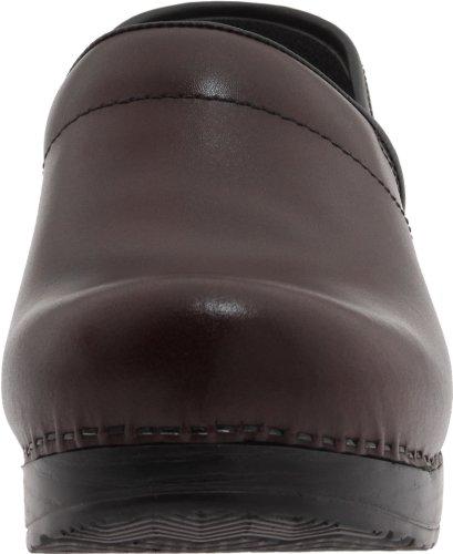 Dansko Professional Leder Pantoletten Schuhe Cordovan Cabrio Leather