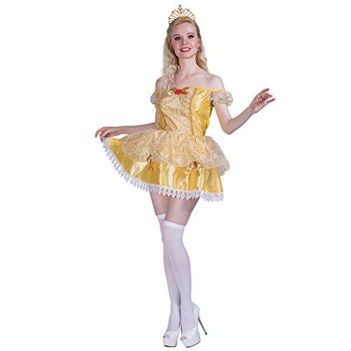 ncess Kleid für Karneval Halloween (Princess Kleid Halloween)