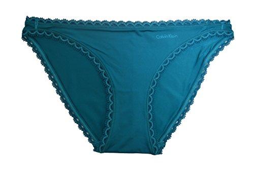 Calvin Klein underwear Damen Slip SEDUCTIVE COMFORT TAILORED - BIKINI, Einfarbig Caymen Grün