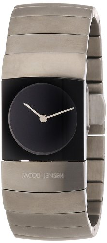 Jacob Jensen Ladies Watch Jacob Jensen Titanium 580