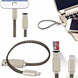 #7: Auslese™ iDragon Lightning Cable + MicroSD Memory Card Reader USB Adapter with 8-pin Port for iphone 6s/6s plus/6/6 plus/5/5s/5c/ipod4/ipad4/ipad mini/ipad Air/ipad pro/Mac