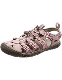 4fb0b606e99 Amazon.fr   Rose - Sandales de marche   Chaussures de sport ...