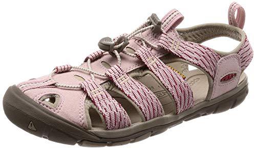 9e834442e212 KEEN Damen Clearwater CNX Sandalen Trekking-   Wanderschuhe Pink Sepia Rose Turtle  Dove
