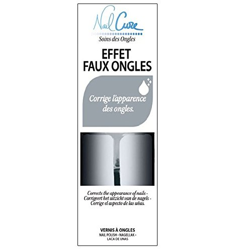 VERNIS A ONGLES EFFET FAUX ONGLES NAIL CURE
