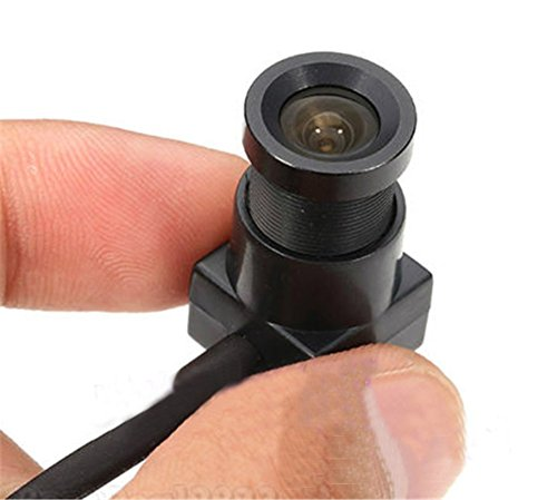 Price comparison product image HankerMall FPV Camera 700TVL Wide Angle 3.6mm Lens PAL