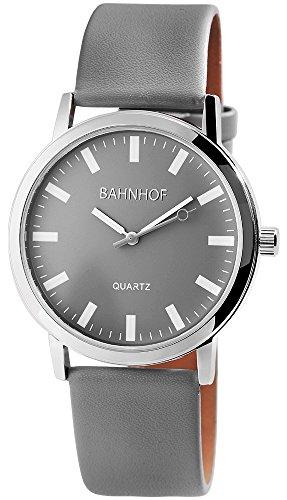 estacin-de-ferrocarril-reloj-de-hombre-gris-plata-analgica-metal-cuero-reloj-de-pulsera-mode-reloj-d