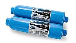 Camco 40045 Tastepure Kdf Water Filter - 2 Pack