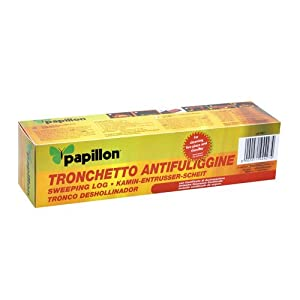 Papillon 8130255 Deshollinador Tronco 1,2 kg