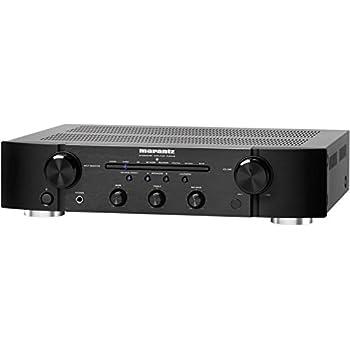 Marantz PM6005 Integrated Amplifier with Digital Input - Black