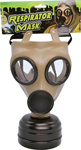 1940s Ww2 Kostüm Party Zubehör Realistische Gas Maske & Filter Beatmungsgerät