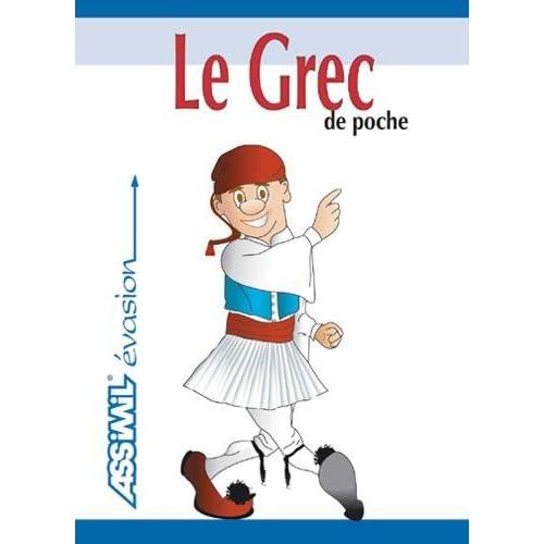 Le Grec de Poche ; Guide de conversation