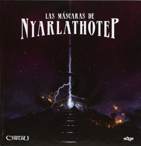 Las Máscaras De Nyarlathotep. Libro Estrategia - 2ª Edición
