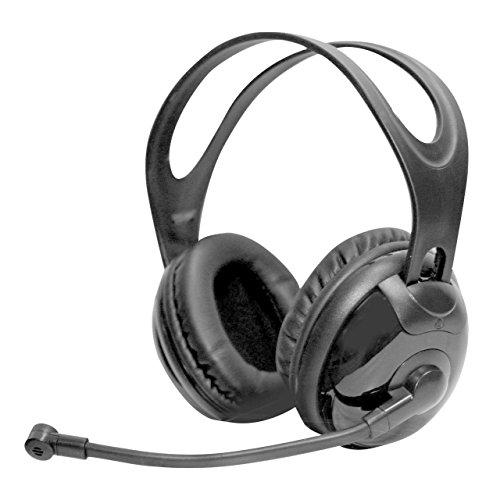 Electronics Corporation Pc (Andrea Electronics Corporation OTE-Stereo-Headset für den PC, EDU-455)
