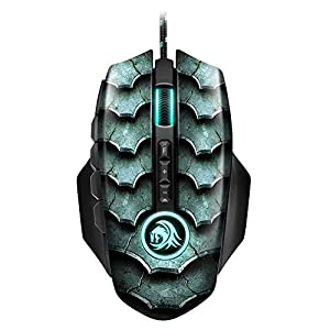 Sharkoon Drakonia Gaming Laser Maus (11 Tasten)