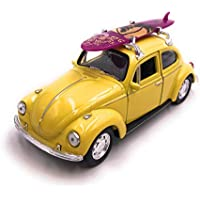H-Customs VW Beetle con Tabla de Surf Auto para automóvil Licencia DE Producto 1