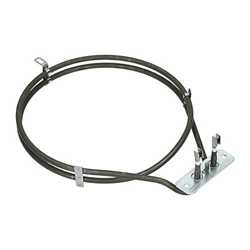 Calefactor aire caliente 2000W del Horno eléctrico Lux AEG 358190736/1