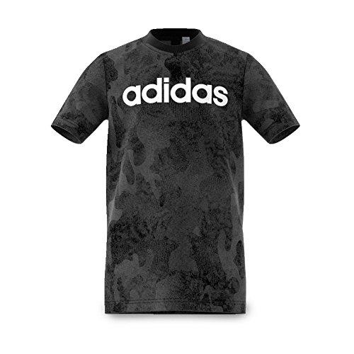 adidas Performance Kinder T-Shirt grau 176 (Court Adidas Shirt)
