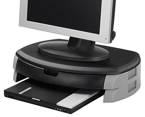 Q-Connect-StnderSchublade-fr-MonitorDrucker-Schwarz