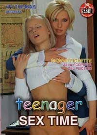 Teenager Sex Time (DVD) [ Italian Import ]