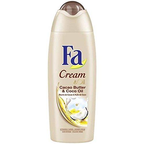 Fa douche cream oil beurre de cacao & huile de coco 250ml - ( Prix Unitaire ) - Envoi Rapide Et Soignée