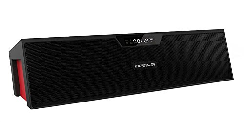 Expower Mini Altoparlante Bluetooth 3.0 Portatile Senza-Fili Speaker Wireless Caricabile