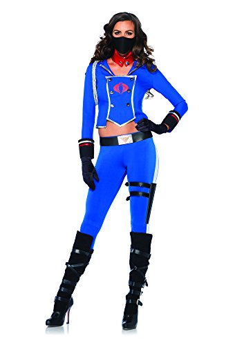 GI Joe Cobra Commander Adult Costume Medium