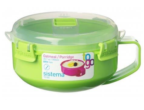 Sistema 9414207711125 lunchbox, 850 ml 850 System