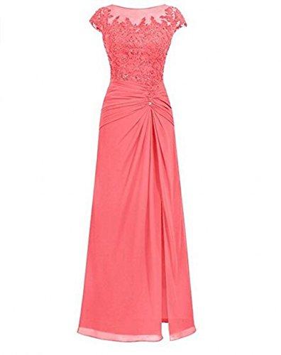 Leader of the Beauty Damen Kleid Wassermelone