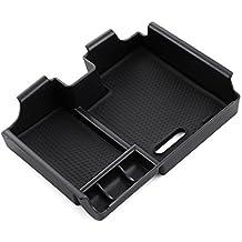 Caja de almacenamiento de coche Reposabrazos central organizador For Land Range Rover Evoque 2014 2015 2016