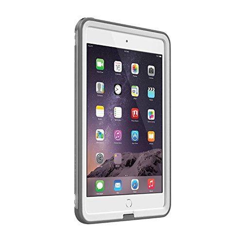 LifeProof Frè wasserdichte Schutzhülle für Apple iPad Mini/Mini 2/Mini 3, Weiß