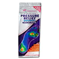 Carnation Advanced Pressure Relief Insoles 1 Pair