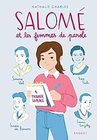 Salomé et les femmes de parole - Trouver sa place par Nathalie Charles