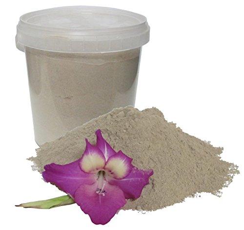 Saharashop 1 kg Ghassoul/Rhassoul Wascherde Pulver