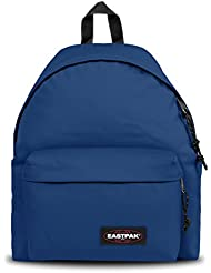 sac eastpak padded bleu
