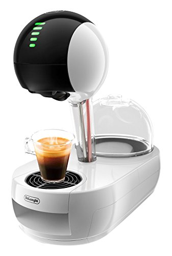 DeLonghi EDG 635.W Nescafé Dolce Gusto Stelia Kaffeekapselmaschine (automatisch) weiß