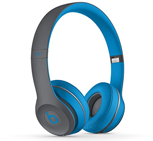 Solo2 Wireless On-Ear, Blu active