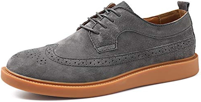 XHD-scarpe, Scarpe Stringate Uomo, Grigio (Grigio), 40 EU | Vendendo Bene In Tutto Il Mondo  | Uomo/Donna Scarpa